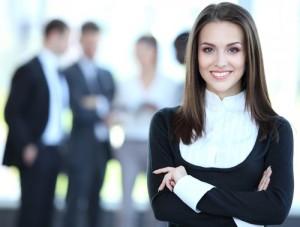 女性リーダー