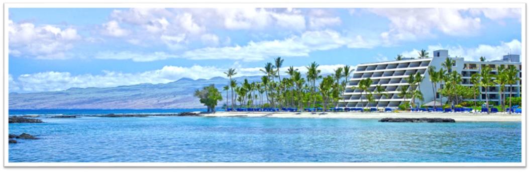 奇跡の旅inハワイ島2017ホテルの写真